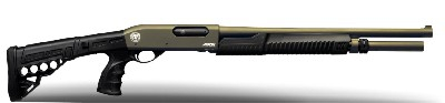 HUGLU ATROX PUMP ACTION - STANDARD STOCK