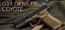 GLOCK 17 Gen5 /FS/ coyote FR   9X19