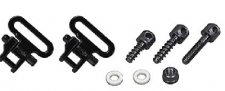 ALLEN SWIVEL SET FOR BOLT ACTION RIFLES