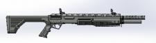 MH12 DOUBLE BARREL 12 GA SHOTGUN 12+2