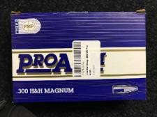 PROAMM 300 H&H Mag. 180 GR