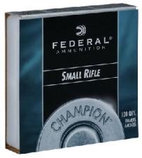 FEDERAL PRIMERS 205  SMALL RILFE / 100