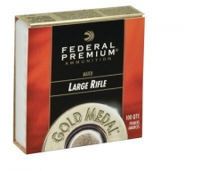 FEDERAL PRIMERS 205 LARGEL RIFLE MATCH / 100