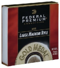 FEDERAL PRIMERS LARGE RIFLE MAGNUM MATCH