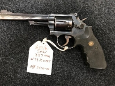 357 Magnum Smith&Wesson Serial # 73K0195