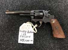 Ruby Exzel .22  Revolver Serial #565255
