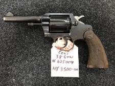 Colt .38 S&W