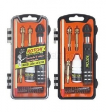ROTCHI HANDGUN CLEANING KIT .22/.357/.40/.45