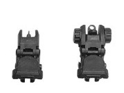 MCK FLIP UP FRONT & REAR SIGHT KIT