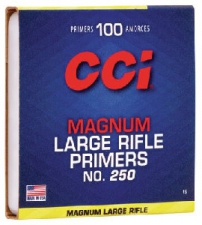 CCI #250 PRIMERS LARGE RIFLE MAGNUM