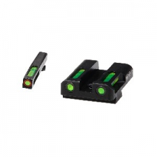 GLN325-GLOCK  HIVIZ LITE WAVE H3 SIGHT SET