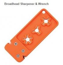 Broadhead Sharpener & Wrench
