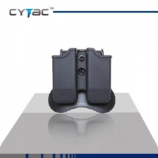 CYTAC DOUBLE GLOCK MAGAZINE POUCH, G17 ...