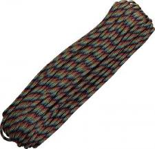 Parachute Cord Dark Stripes
