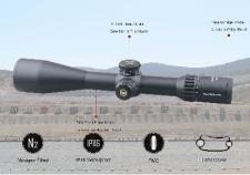 VECTOR CONTINENTAL  4-24x56 Tactical FFP