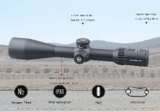 VECTOR CONTINENTAL 5-30x56 Tactical FFP